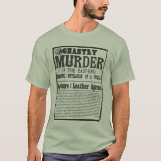 Wanted: Jakc the Ripper T-Shirt