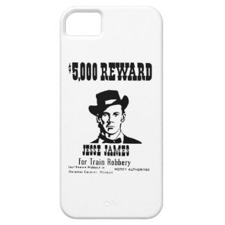 Wanted Jesse James iPhone SE/5/5s Case