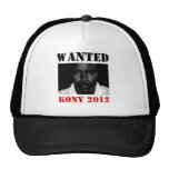 Wanted Kony 2012 Hat