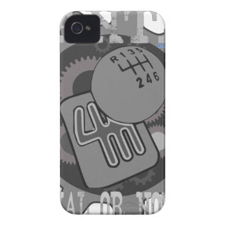 wanted manual or nothing(gearbox) iPhone 4 case