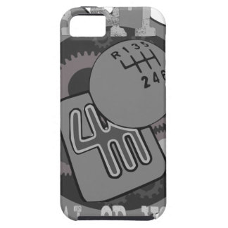 wanted manual or nothing(gearbox) iPhone SE/5/5s case
