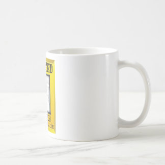 Wanted: Mashiach Classic White Coffee Mug