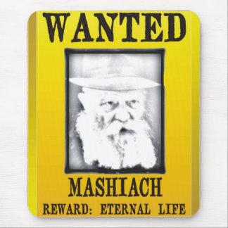 Wanted: Mashiach Mouse Pad