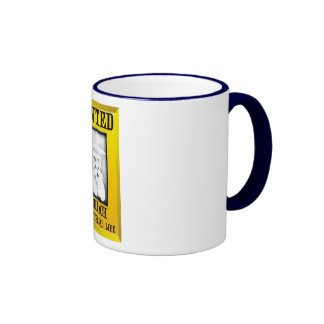 Wanted: Mashiach Ringer Coffee Mug