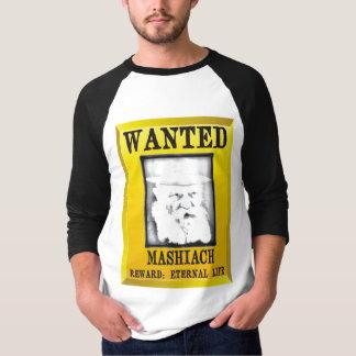 Wanted: Mashiach Shirts