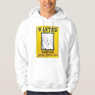 Wanted: Mashiach Sweatshirts