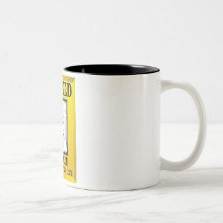 Wanted: Mashiach Two-Tone Coffee Mug