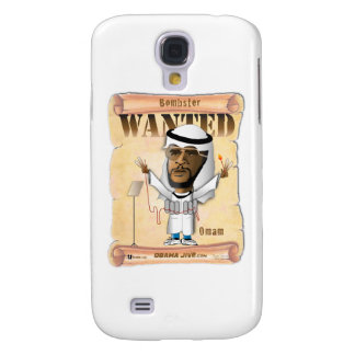 Wanted O Bombster Samsung S4 Case