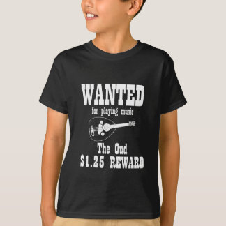 Wanted Oud T-Shirt