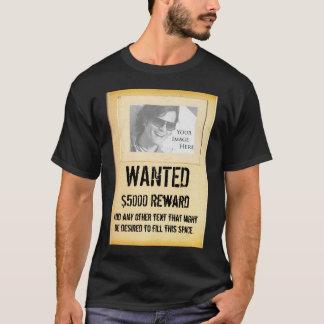 WANTED - T-Shirt