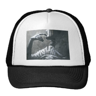 Wanting by Curtis Carlson Trucker Hat