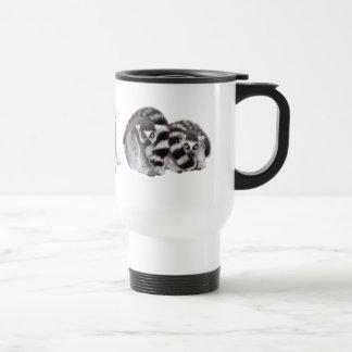 waokitsunezaru travel mug