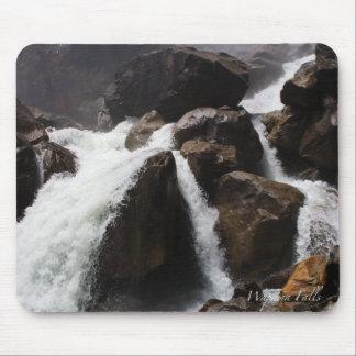 Wapama Falls Mousepad