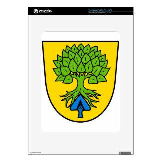 Wappen_Baisingen Calcomanías Para iPad
