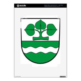 Wappen_Ballern iPad 3 Skins