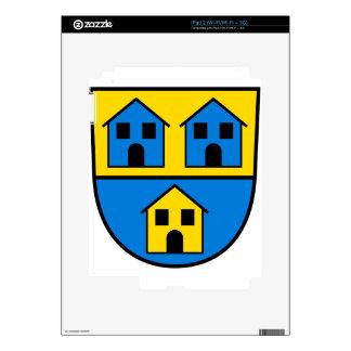 Wappen_Bechtoldsweiler Skin For The iPad 2