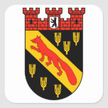 Wappen Berlin-Reinickendorf Stickers