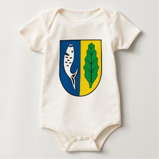 Wappen Graal Muritz Baby Bodysuit