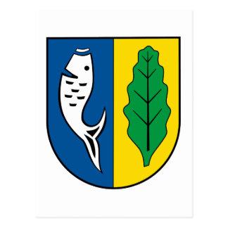 Wappen Graal Muritz Postcard