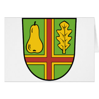 Wappen Gross Kreutz Card
