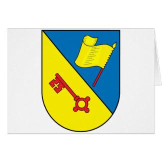 Wappen Illingen Card