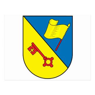 Wappen Illingen Postcard