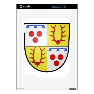 Wappen_Schaesberg Skins Para iPad 2