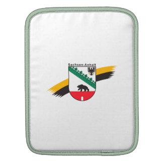 Wappenzeichen Saxonia-Anhalt iPad Sleeve
