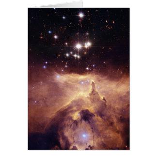 War and Peace Nebula Card