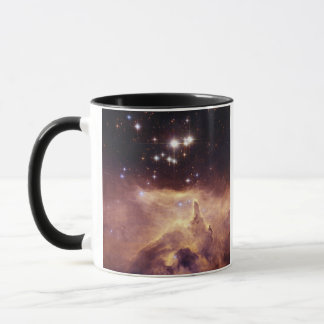 War and Peace Nebula Mug