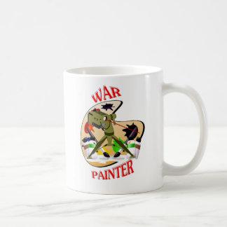WAR ARTIST COFFEE MUG