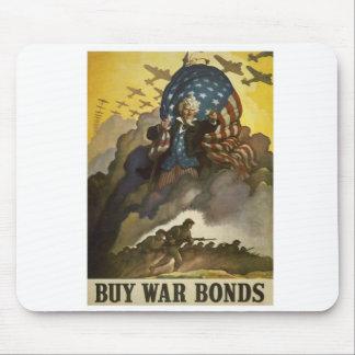 War Bonds Mouse Pad