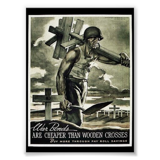 War Bonds Posters