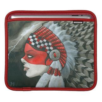 """""""War Bonnet"""" iPad Sleeve"""