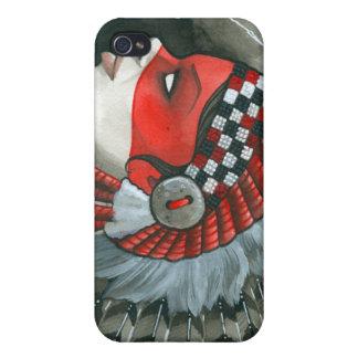 """""""War Bonnet"""" iPhone 4/4S Cover"""