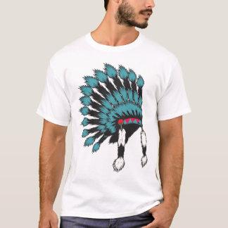 war bonnet - smokey mtns. Cherokee T-Shirt