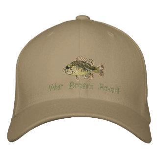 War Bream Hat Embroidered Hat
