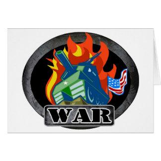 War Greeting Cards