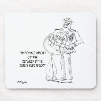 War Cartoon 1046 Mouse Pad