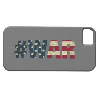 WAR Case - Patriot Edition Cover For iPhone 5/5S