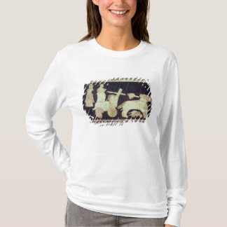 War chariot pulled by two horses, 2800-2300 BC T-Shirt