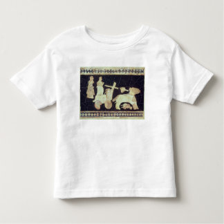 War chariot pulled by two horses, 2800-2300 BC Toddler T-shirt