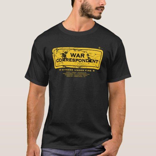 War Correspondent T-Shirt