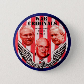 War Criminals Button