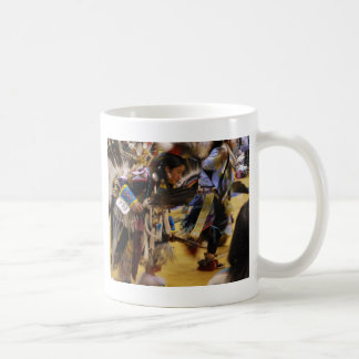 War Dance Native American PowWow Coffee Mug