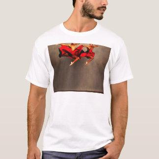 War Dancing Blank T-Shirt