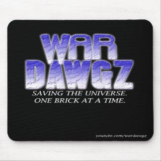 War Dawgz Mouse Pad