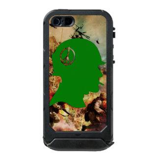 War: Death & Destruction Waterproof iPhone SE/5/5s Case
