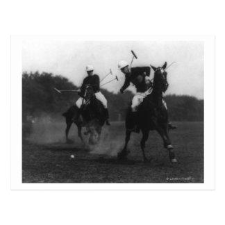 War Department Polo Association Game Photograph Postcard