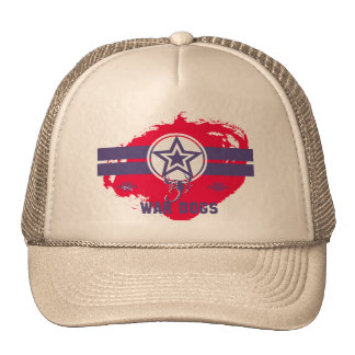 War Dog Mesh Hats